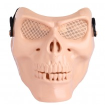 Skeleton Mask Skin Colour