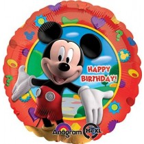 Disney Mickey Club House Foil balloon 18''