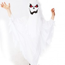 Horror ghost Boy Child Costume (Large)