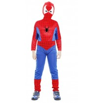 Spiderman Child Costume ( 8-10 Age )