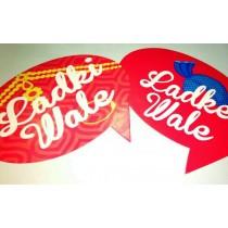 Ladki Wale Ladke Wale( set of 2)