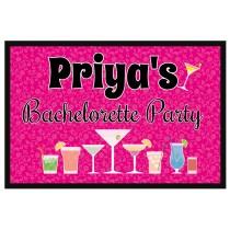 Margaritas & Martinis Bachelorette Banner