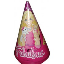 Barbie Conical Hat(set of 8)