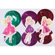 Barbie Dangling Swirls (set of 3)