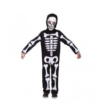 Skeleton Child Costume (5-8 age)
