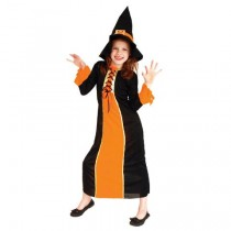 Naughty Witch Child Costume (3-5 age)