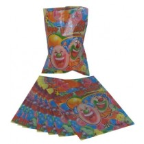 Clown Loot Bags (Set of 8)