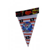 Pirate Party  Triangular banner