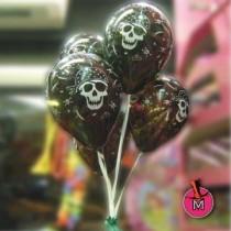 Pirate Latex Balloon