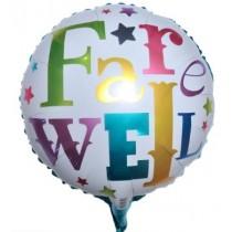 Farewell Foil Balloon