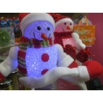 LED Snowman With long leg