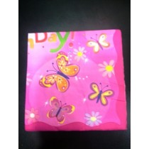 Butterfly Tissues (Set of 20)