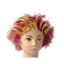 Purple Electric Shock Wig