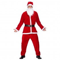 Santa Costume Premium