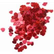 Heart Confetti Decoration (set of 2)