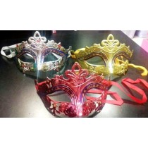 Mask Half (Set of 3)