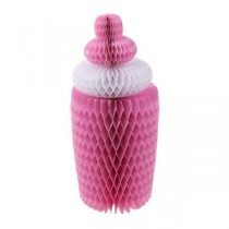 Bottle Honeycomb - Pink