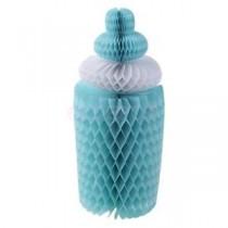 Bottle Honeycomb - Blue