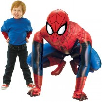 Spiderman Air walker Foil Balloon