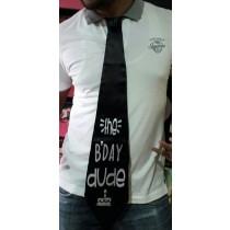 Birthday Dude Tie
