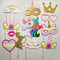 Photo Stick Set - Unicorn