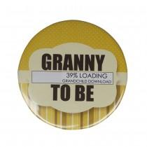 Grandma-to-be Badge