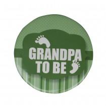 Grandpa-to-be Badge