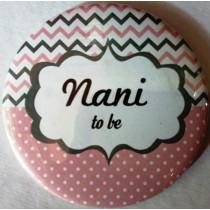 Nani To Be Badge