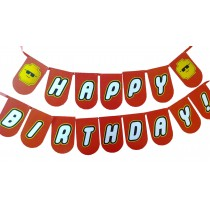 Lego Happy Birthday Bunting