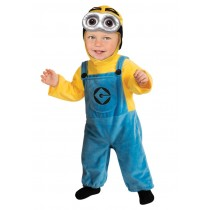 Minion Child Costume (7-9Age)