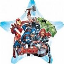 Avengers Super Shape Foil Balloon 32''