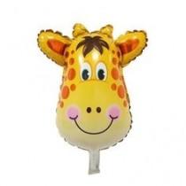 Giraffe - Animal Foil Balloon