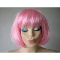 Wig Pink Short