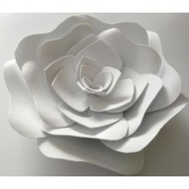 Flower Decoration - White Small
