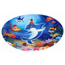 Under The Sea Plates (set of 10)