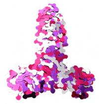 Bachelorette Confetti Decoration