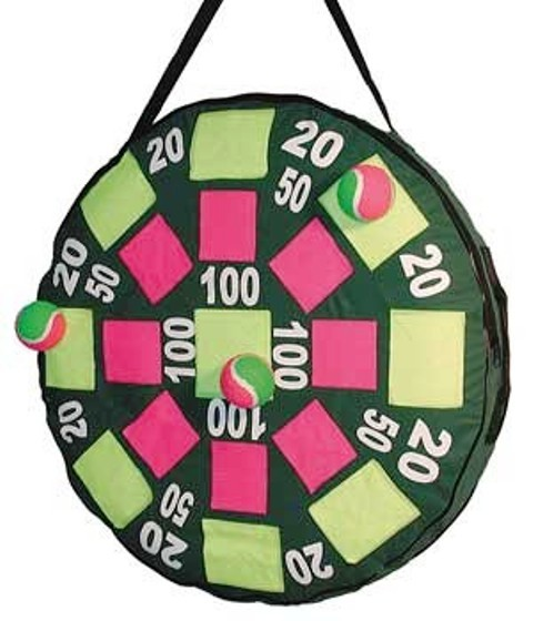 Dart Ball Game