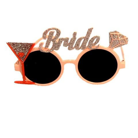 Bride Party glasses