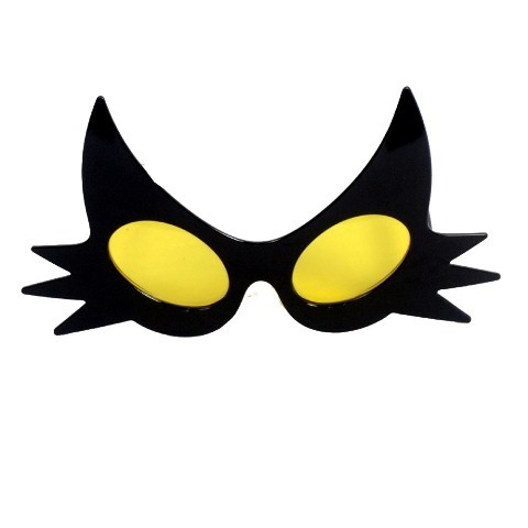 Catwoman Party Eyeglass