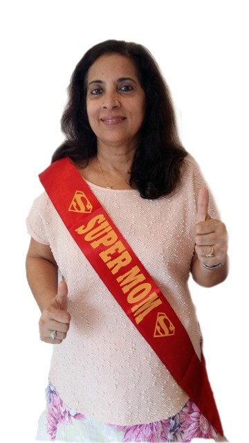 Super Mom Sash