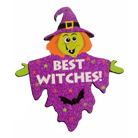 Best Witches Halloween hanging