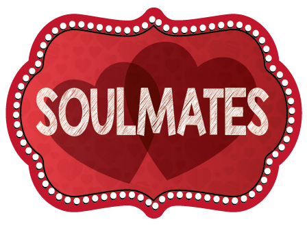 Soulmates Photo Booth Prop