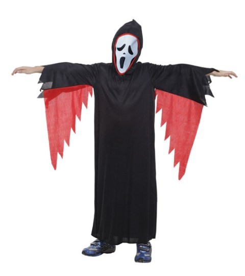 Darkness God Child Costume ( 8-10 Age)