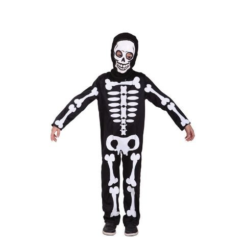Skeleton Child Costume (5-8 age)