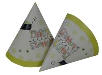Baby Shower  Caps (Set of 8)
