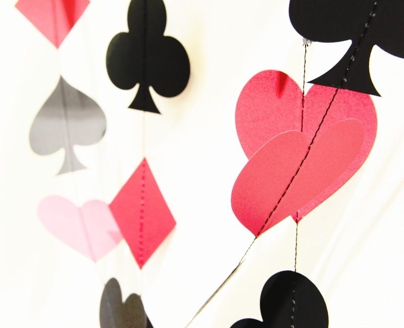 Casino String (set of 3)