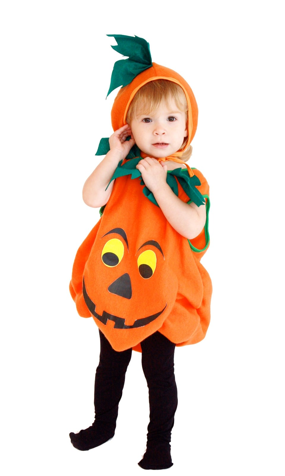 Naughty Pumpkin Costume (3 - 5 years Size - L )