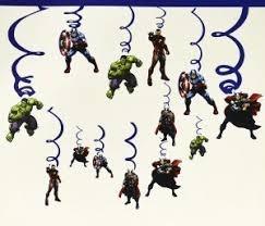 Swirls - Avenger ( Set of 12 )