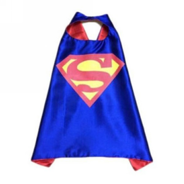 Superman Child cape (3- 5Age)