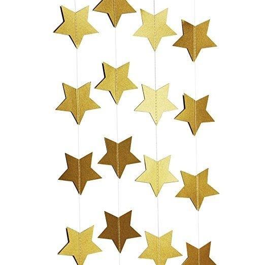 Star String Gold